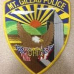 Mount Gilead Police calls