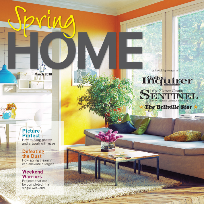 Spring Home 2018