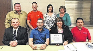 Northmor receives Auditor of State award