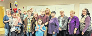 County employees show lots of heart