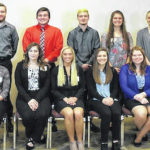 Local students receive scholarships