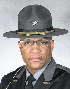 Jones promoted to Captain with Patrol
