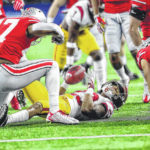 Hilliard looking to make impact at LB for Buckeyes