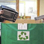 Free e-waste recycling event at library