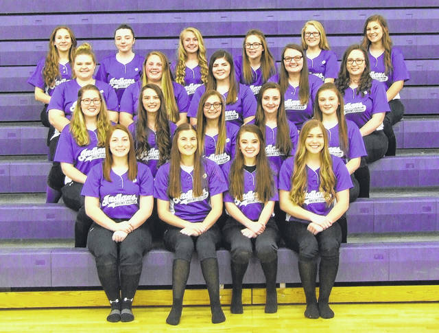 Pictured above is the 2018 Mount Gilead softball team.