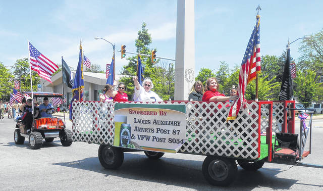 Mount Gilead will celebrate Memorial Day with a parade and ceremony at Rivercliff Cemetery on Monday.