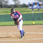 Big inning propels Highland girls to tournament win