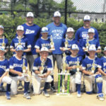 Bullets 10U team has great season