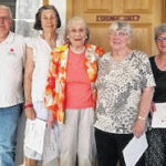 American Red Cross recognizes donors, volunteers