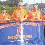 Local athletes compete in 49th state Special Olympics