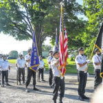 Chesterville observes Memorial Day with history lesson