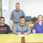 Northmor's Moore to play football at Otterbein