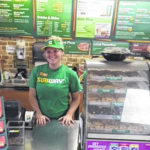 Local sandwich artist awarded Fresh Start Scholarship