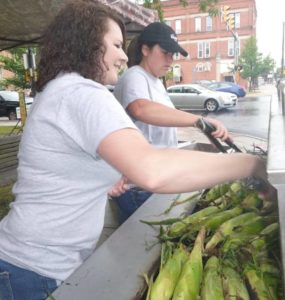 Sweet Corn Festival kicks off with added vendors, music