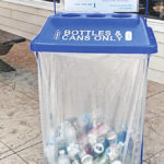 Morrow County improving public space recycling