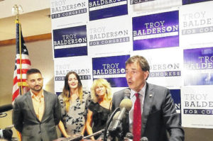 Balderson claims tight win in 12th Congressional District race