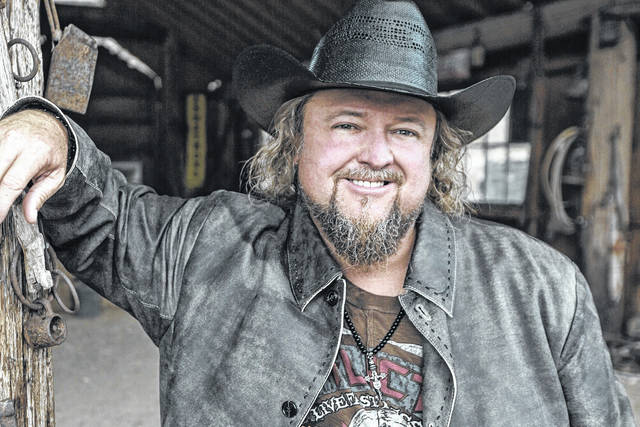 Colt Ford performs at the Morrow County Fair Sept. 2.