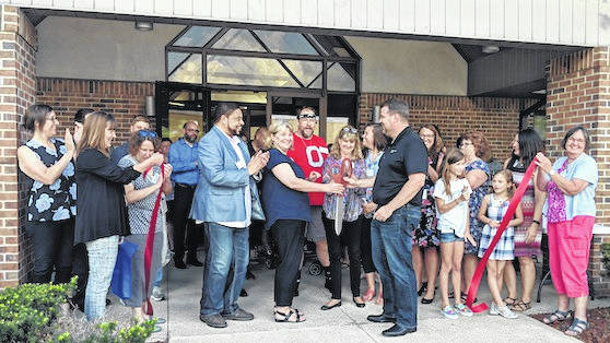 Southeast Morrow Inc. for mental health and recovery celebrated its opening with the local Chamber of Commerce and county officials last week. It is located at 950 Meadow Drive in Mount Gilead.
