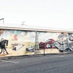 New industry mural to be dedicated in Mount Vernon