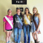 Cardington FFA members earn fair awards