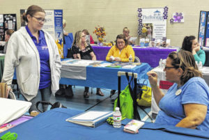Tomorrow Center hosts community resource fair
