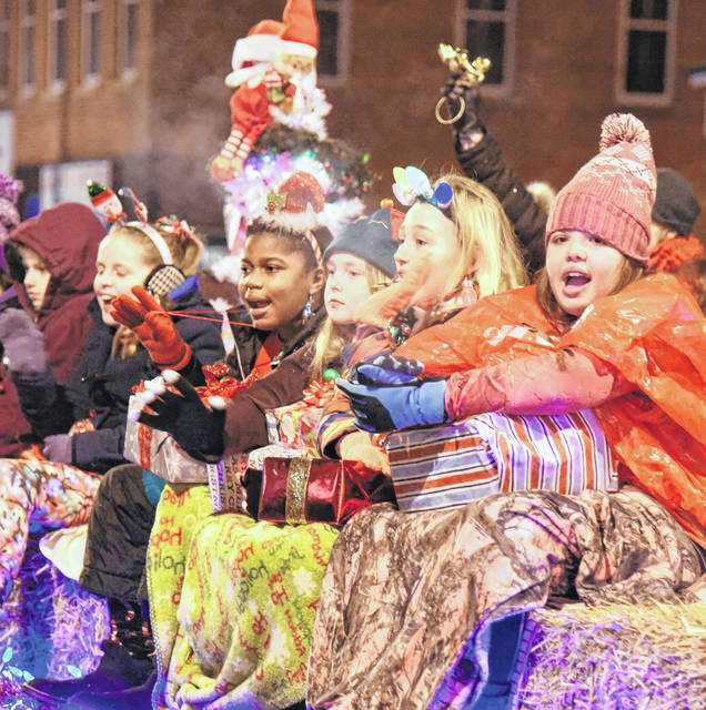 Musical Madness' parade brings out a crowd - Morrow County